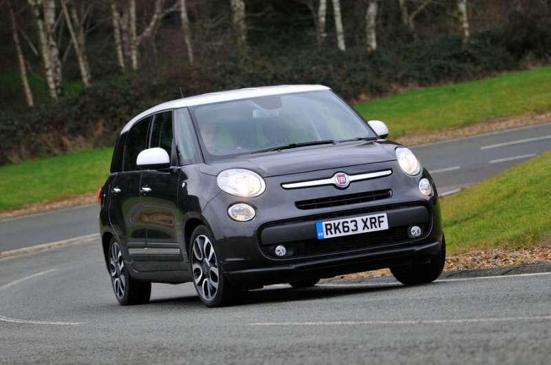 Fiat 500L yorumları