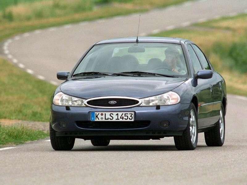 Ford Mondeo mk2 yorumları