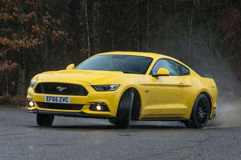 Ford Mustang yorumları