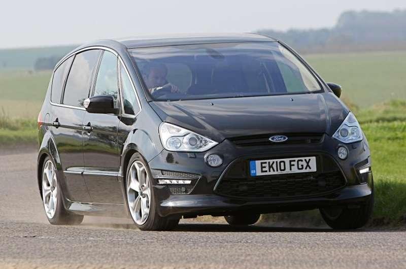 Ford S-Max yorumları