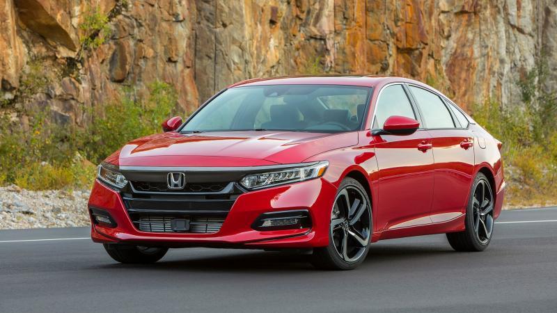 Honda Accord yorumları