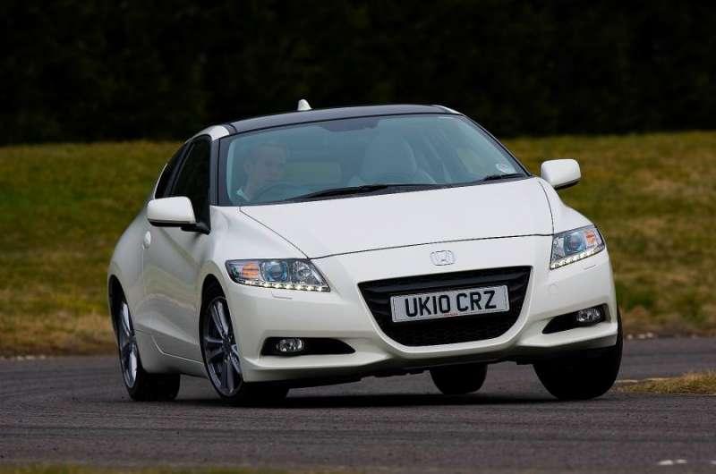 Honda CR-Z yorumları