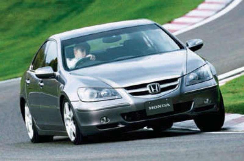 Honda Legend yorumları