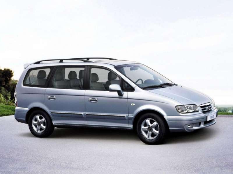 Hyundai Trajet yorumları