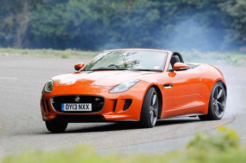 Jaguar F-Type yorumları