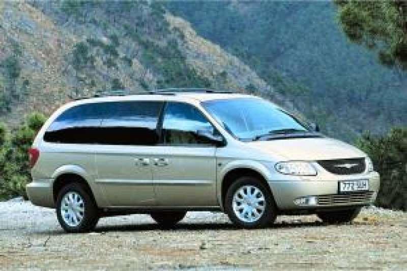 Chrysler Grand Voyager yorumları