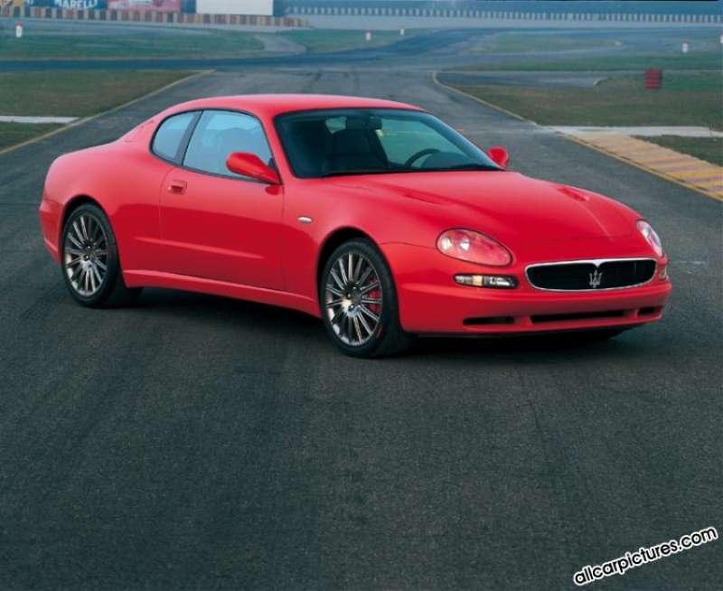 Maserati 3200GT yorumları