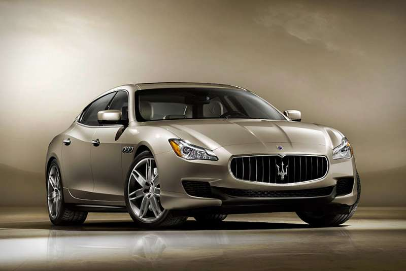 Maserati Quattroporte yorumları