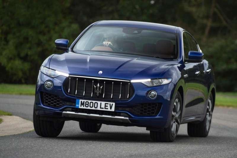 Maserati Levante yorumları
