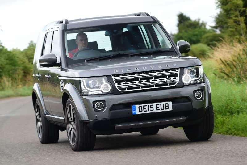 Land Rover Discovery 4 yorumları