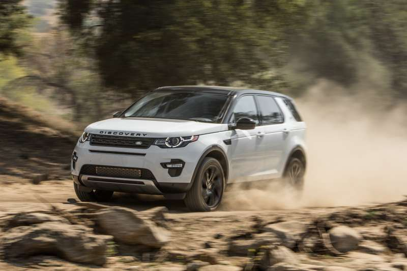 Land Rover Discovery Sport yorumları