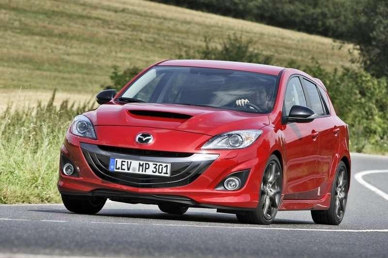 Mazda 3 MPS yorumları