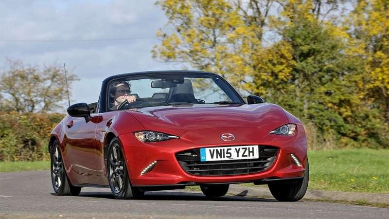 Mazda MX-5 yorumları
