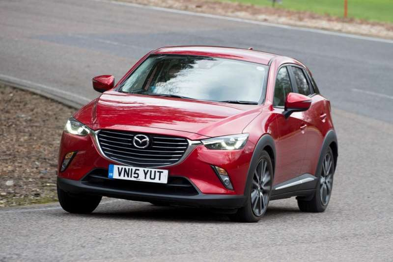 Mazda CX-3 yorumları