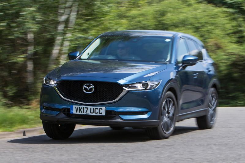Mazda CX-5 yorumları