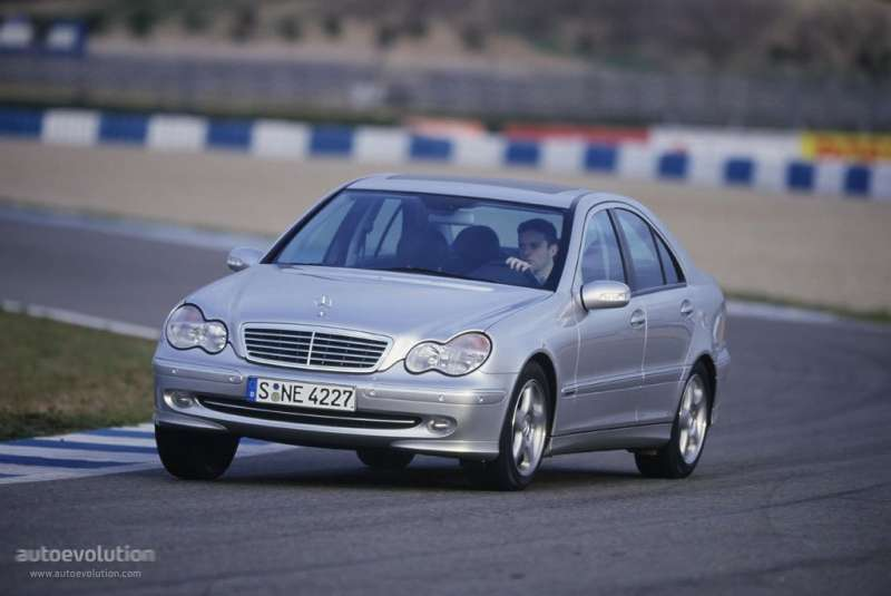 Mercedes C Serisi W203 yorumları
