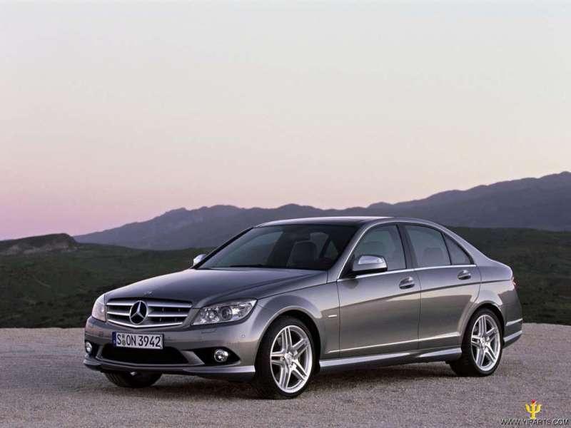 Mercedes C Serisi W204 yorumları
