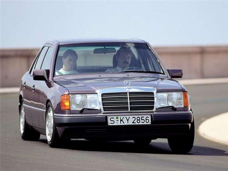 Mercedes E Serisi W124 yorumları