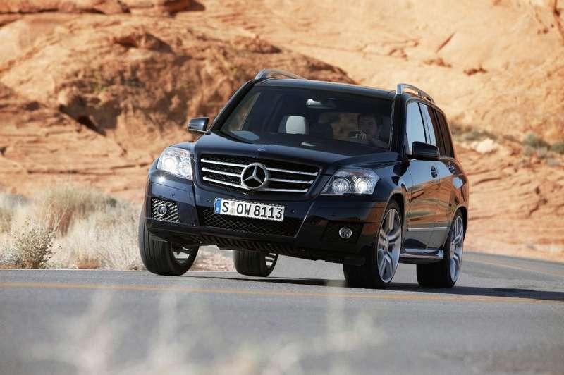 Mercedes GLK Serisi yorumları