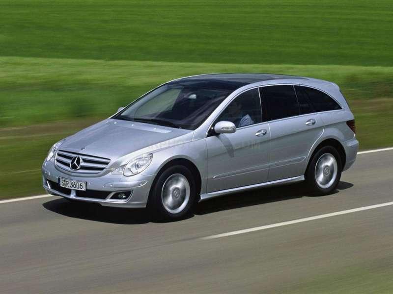 Mercedes R Serisi yorumları