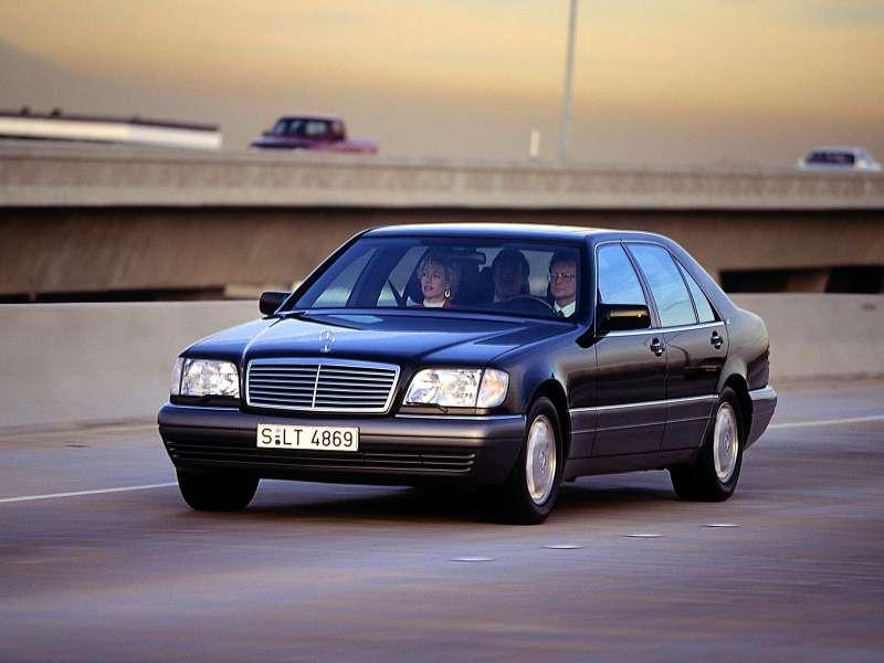 Mercedes S Serisi W140 yorumları