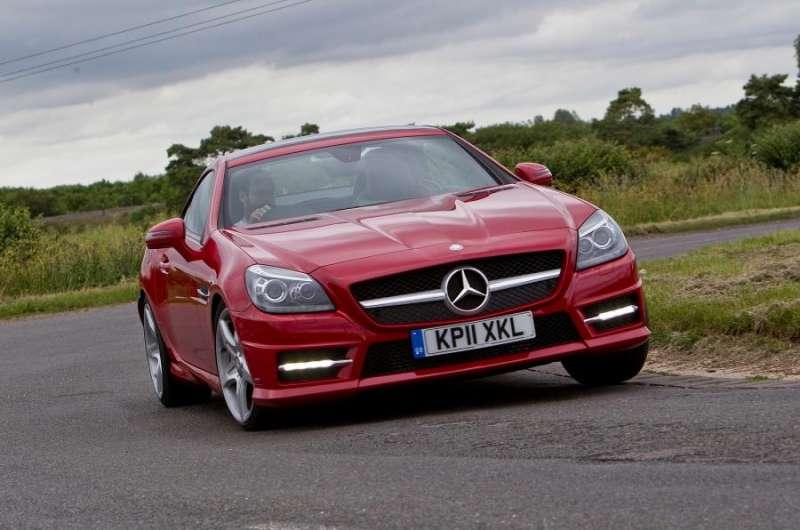 Mercedes SLK yorumları