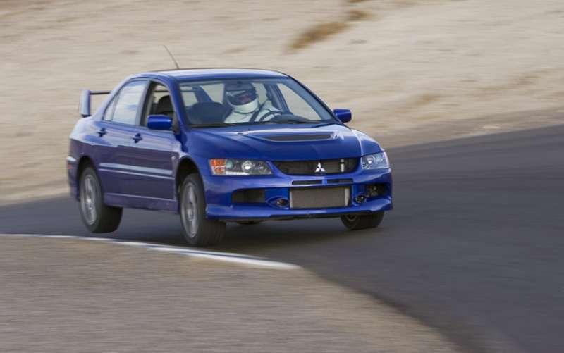 Mitsubishi Lancer EVO 9 yorumları