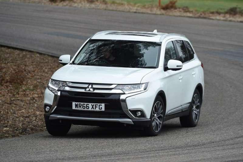Mitsubishi Outlander yorumları