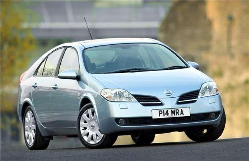 Nissan Primera yorumları