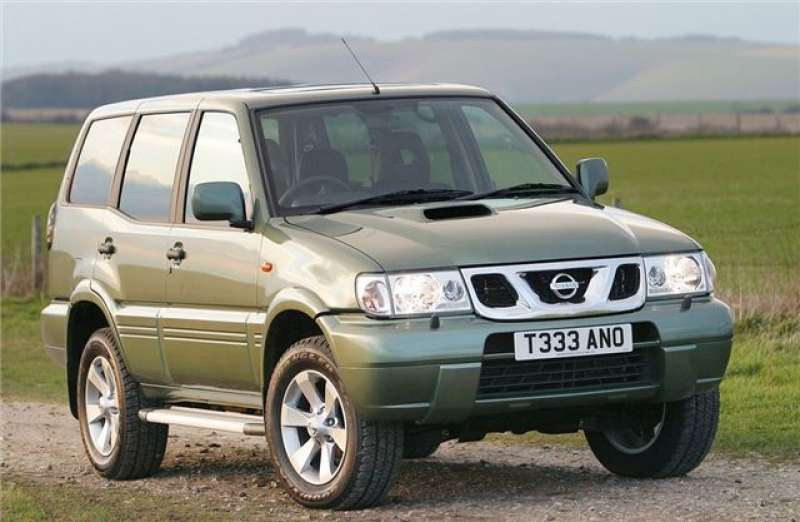 Nissan Terrano yorumları
