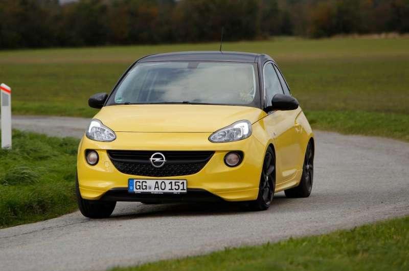 Opel Adam yorumları