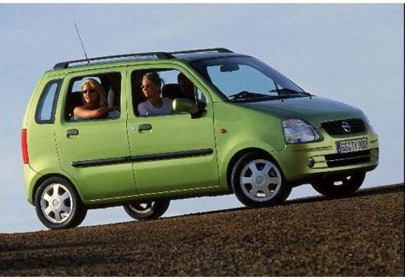 Opel Agila yorumları