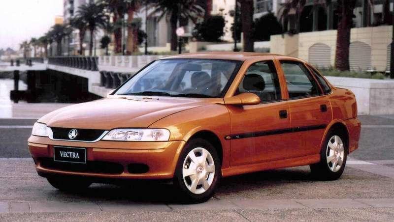 Opel VectraB yorumları