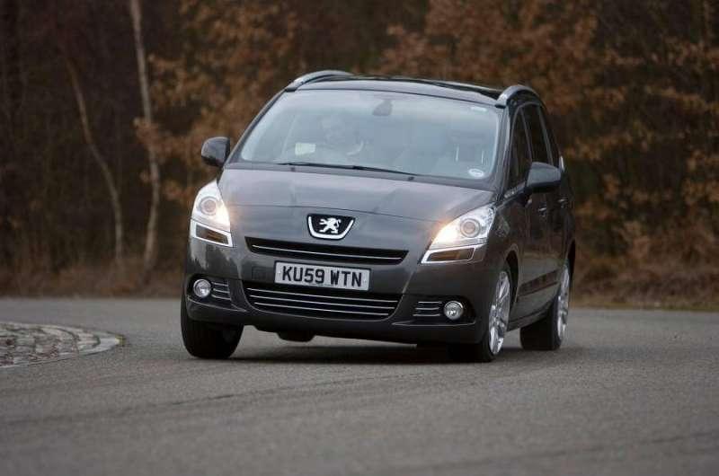 Peugeot 5008 yorumları