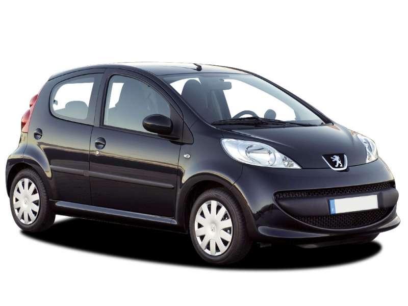 Peugeot 107 yorumları