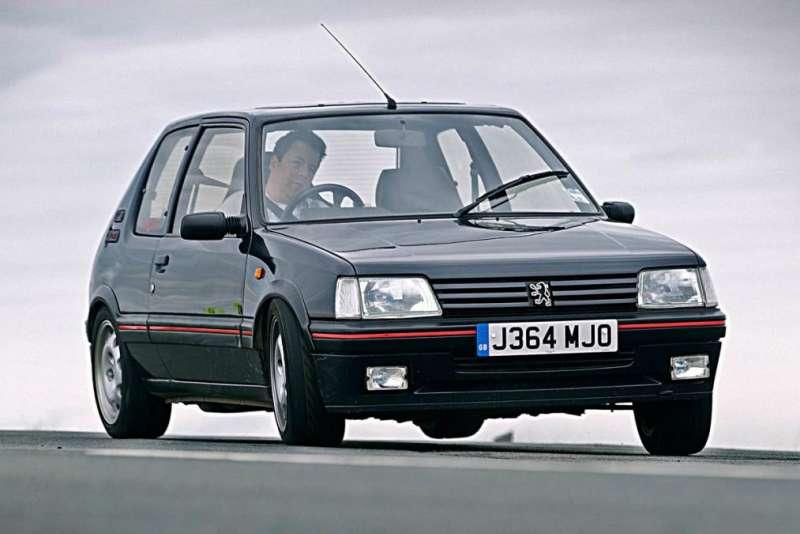Peugeot 205 gti yorumları