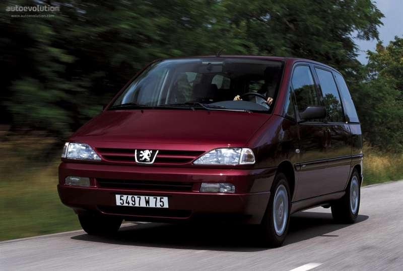 Peugeot 806 yorumları
