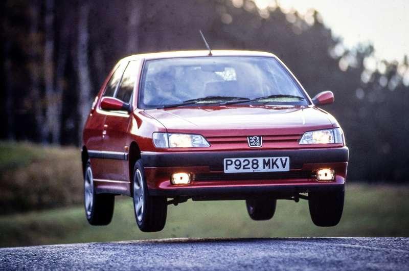 Peugeot 306 gti yorumları
