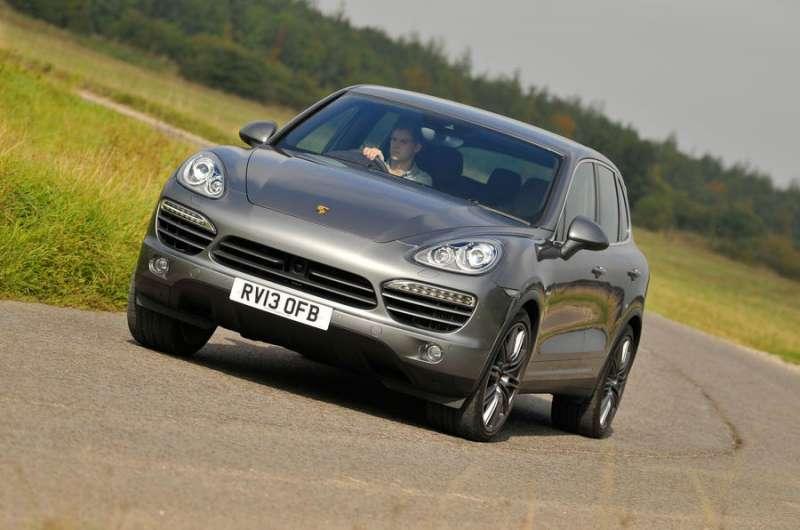 Porsche Cayanne yorumları