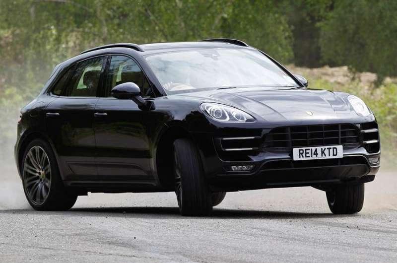 Porsche Macan yorumları