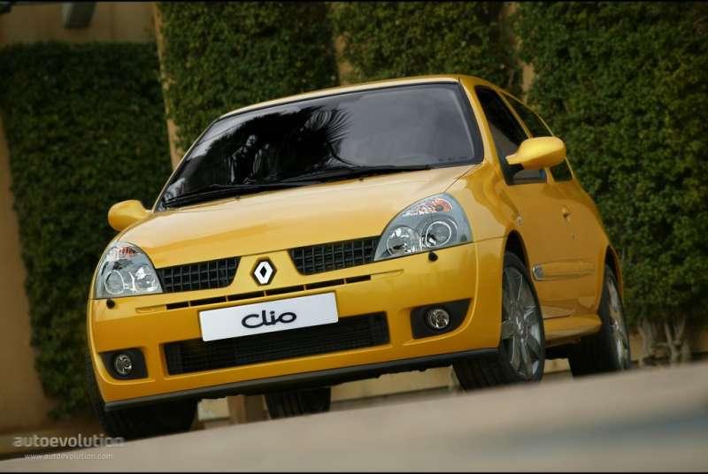 Renault Clio 2 RS yorumları