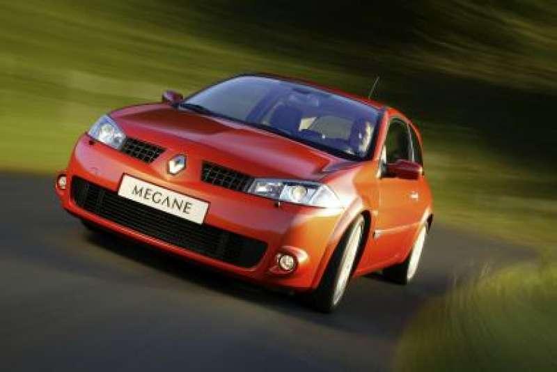 Renault Megane2 RS yorumları