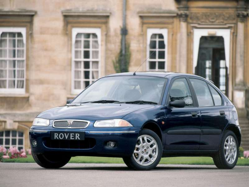 Rover 200 yorumları