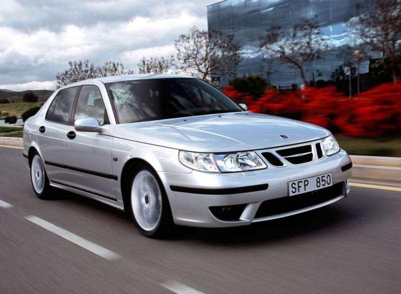 Saab 9-5 yorumları