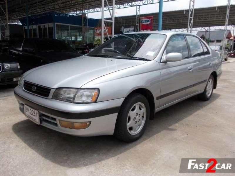 Toyota Corona yorumları