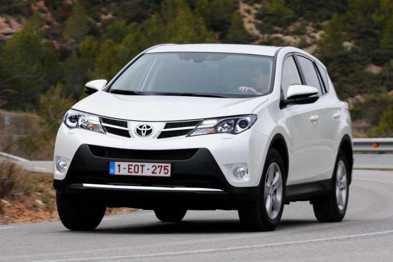 Toyota RAV4 3.Nesil yorumları
