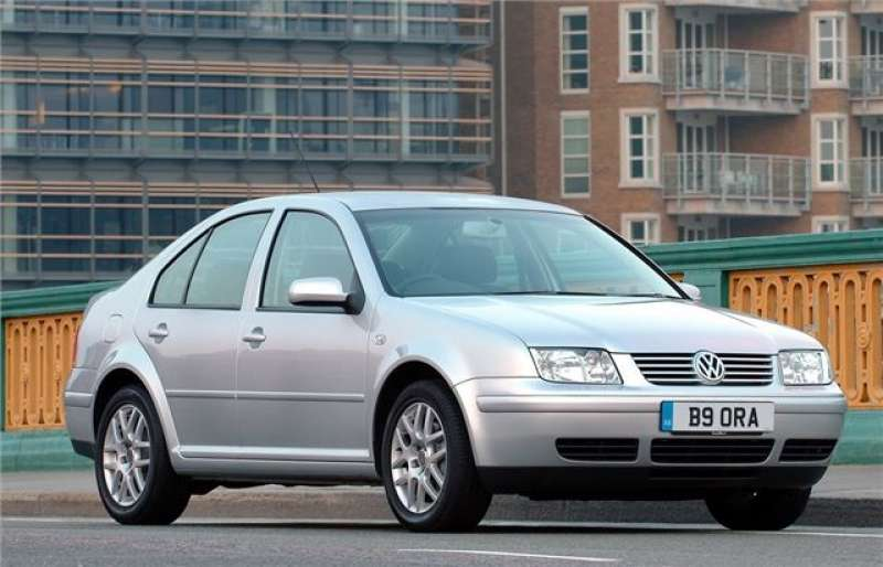 Volkswagen Bora yorumları