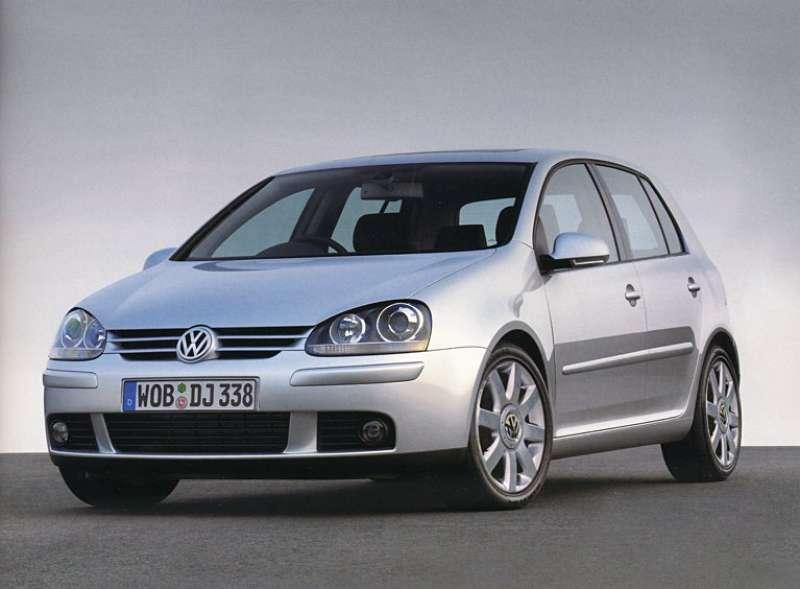 Volkswagen Golf5 yorumları