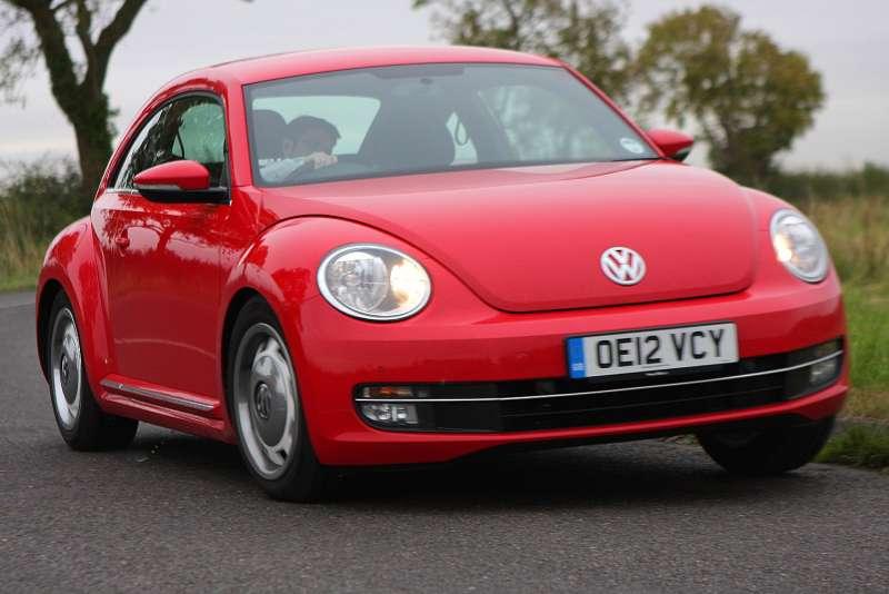 Volkswagen New Beetle yorumları