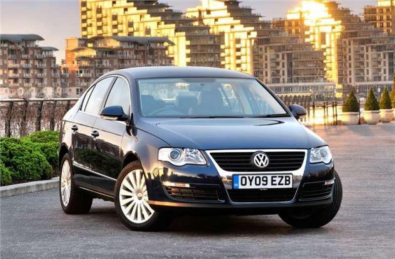 Volkswagen PassatB6 yorumları
